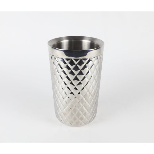 Stainless Steel Wine Caddy - colletteconsignment.com