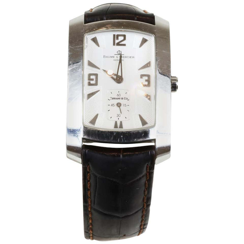 Women's Baume & Mercier Black Watch - colletteconsignment.com