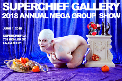 Tri-Coastal 6th Annual Mega Group Show - LA Edition