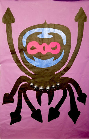 Untitled (Giant Spider) - Mike Diana