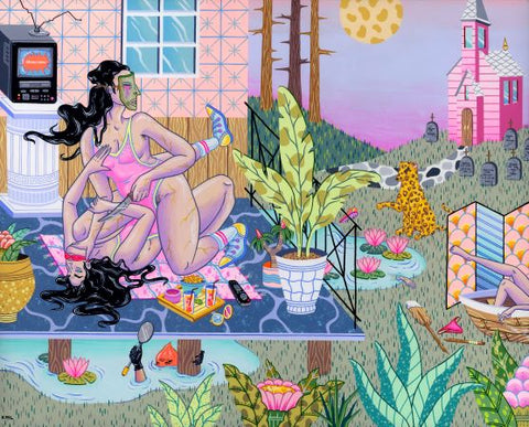 I Couldn't Stop Myself - Kristen Liu-Wong