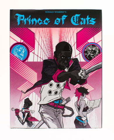 Prince of Cats - Ronald Wimberly