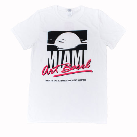 Miami Art Basel T Shirt