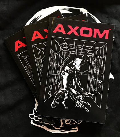 AXOM Book - James Jirat Patradoon