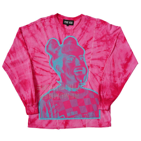 Parker Day PURE VOID Psychedelic UV Patch Shirt