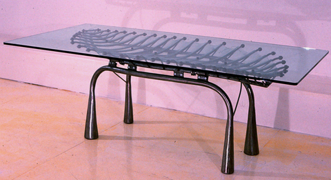 Mark Gibian - Leaf Table