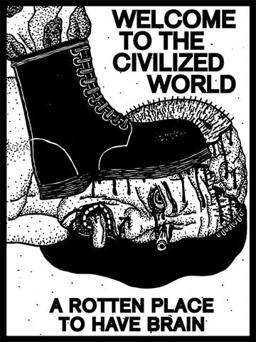 Welcome To The Civilized World - Alexander Heir