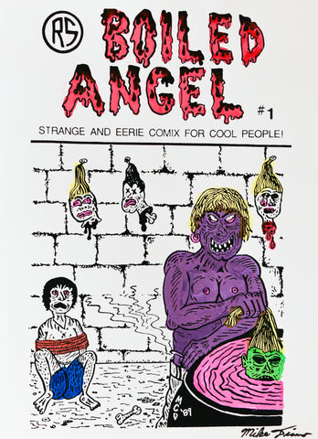 Boiled Angel #1 - Mike Diana