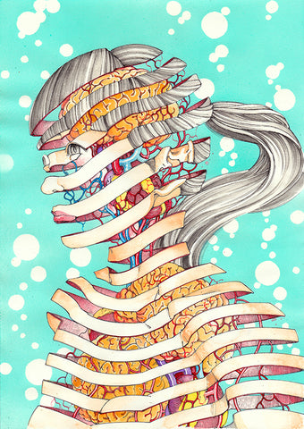 Shintaro Kago 3 of 6: Spiral