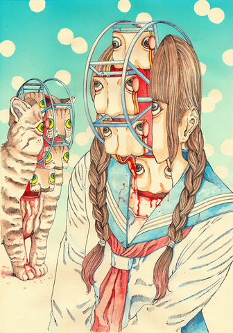Shintaro Kago 6 of 6: Ferris Wheel
