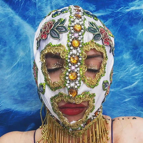 Wedding Masks 3 - Sarah Lew