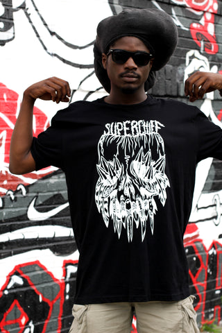 Superchief Skull Logo T-Shirt