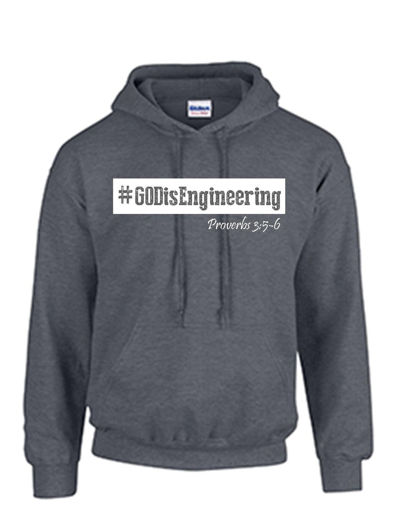 Series 3 #GOD is Engineering Hoodie