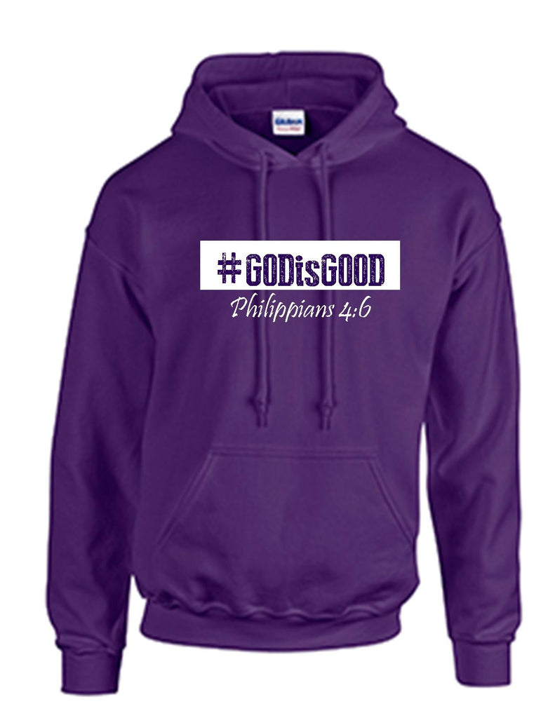 Series 3 #GOD is GOOD Hoodie