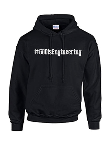 Series 1 #GOD is Engineering Hoodie