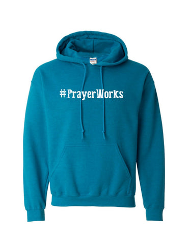 Series 1 #Prayer Works Hoodie