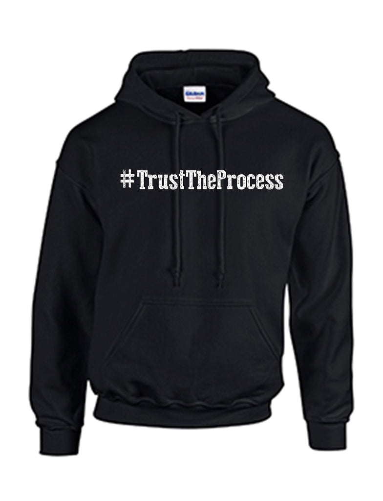 Series 1 #Trust The Process Hoodie