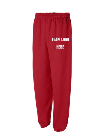 Sports - Sweatpants (Elastic Bottom)