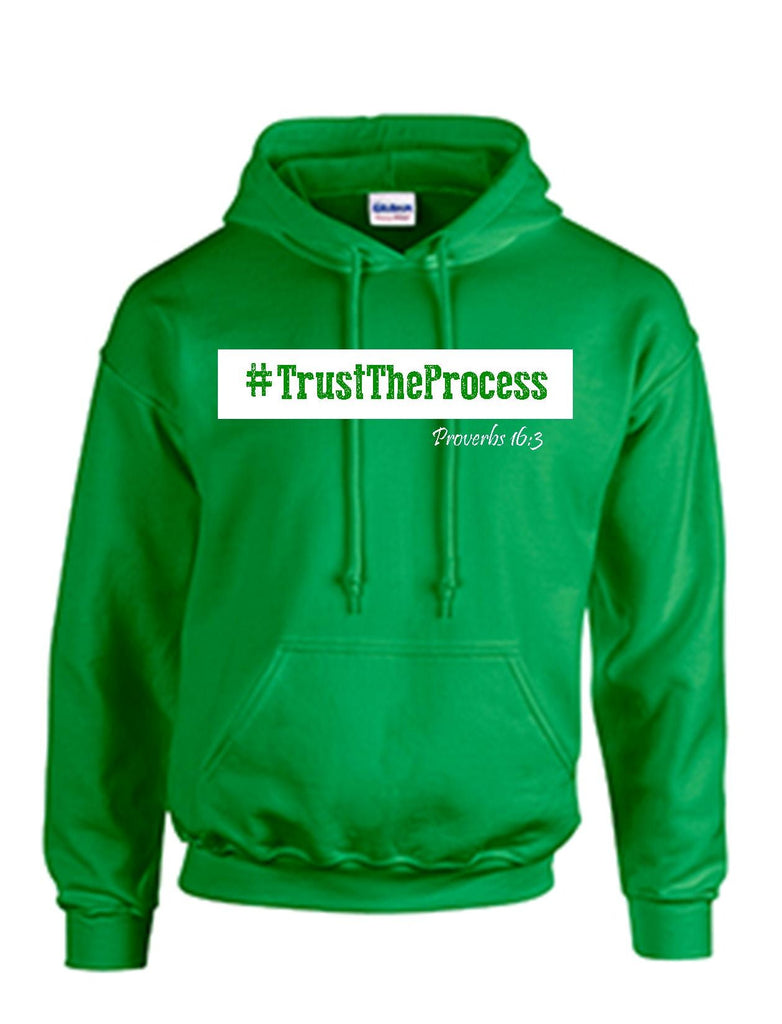 Series 3 #Trust The Process Hoodie