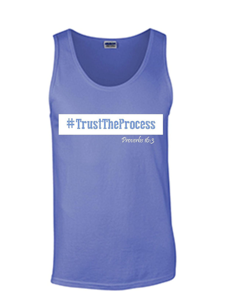 Series 3 #Trust The Process Mens Tank