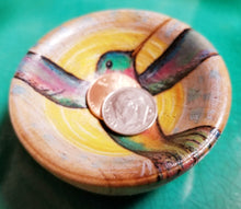 Mini Hummingbird Trinket Bowl