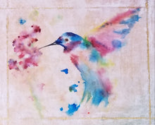"Hummingbird Garden ""Hope"""