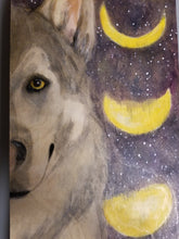 Wolf Moon Phase