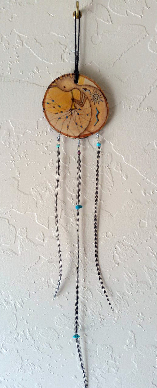 Kokopelli Dreamcatcher
