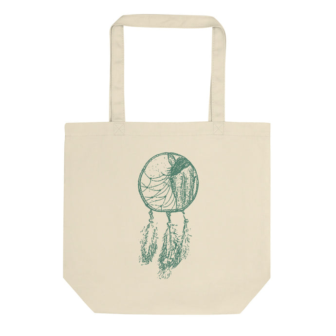 Horse Dreamcatcher Eco Tote Bag