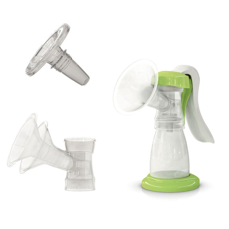 Contents - Amaryll - Portable Manual Breast Pump - Chester's Babies