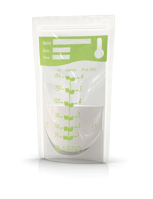 Easy Freeze - Breast Milk Storage Bag (20 pcs) - Chester's Babies