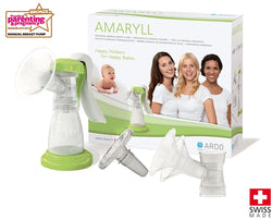 Amaryll - Portable Manual Breast Pump - Chester's Babies