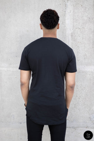 UH Black T-Shirt