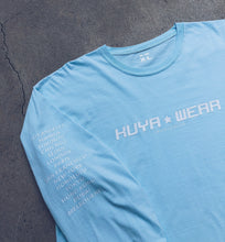 Worldwide Tee (Sky Blue)