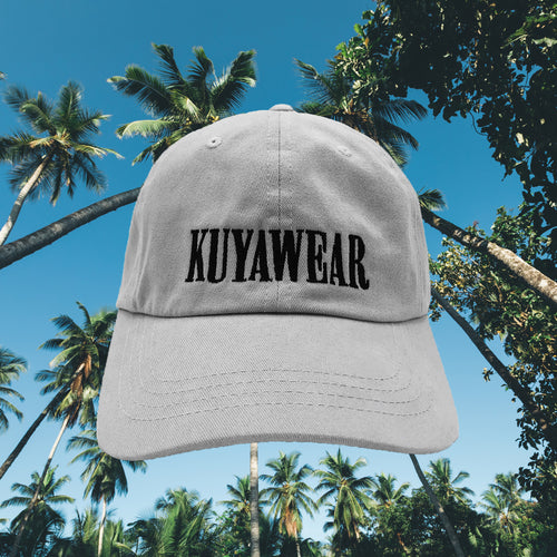 Kuyawear Logo Cap (Light Grey)