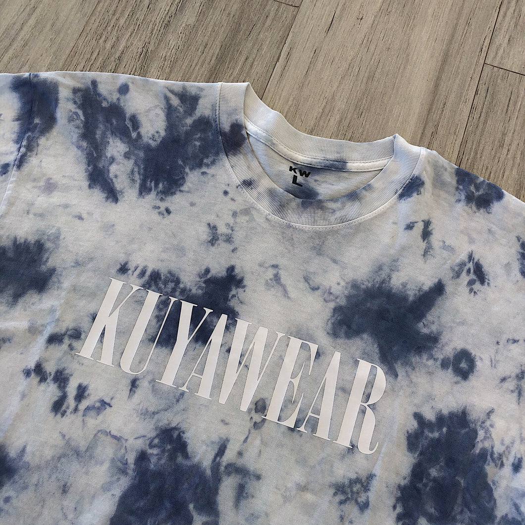 Denim Blue Dye T-Shirt