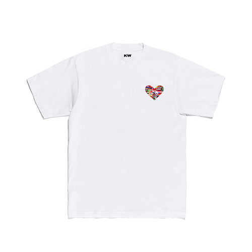 MORE LOVE T-Shirt (White)