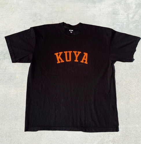 Kuya October T-Shirt (Black)