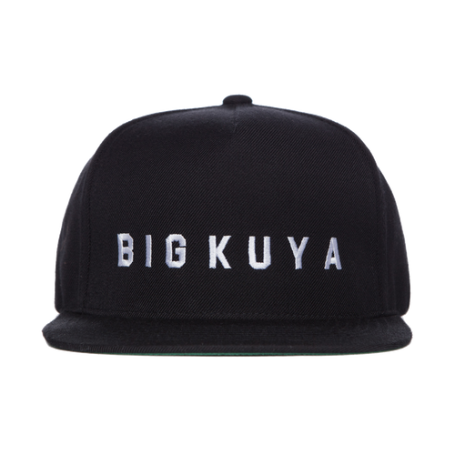 MMXVII Big Kuya Snapback (Black)