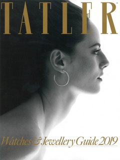 TATLER magazine, jewelry ediion, jewelry
