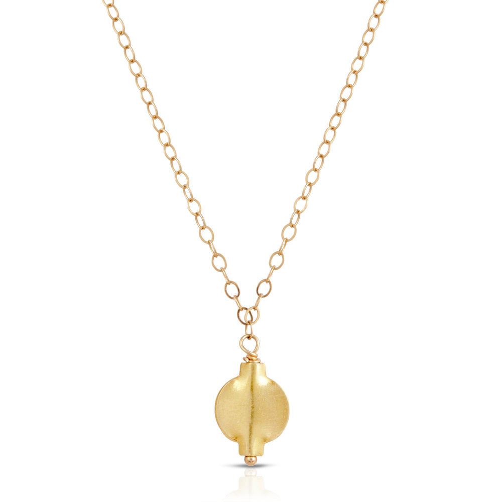 18K GOLD TUSCANI NECKLACE