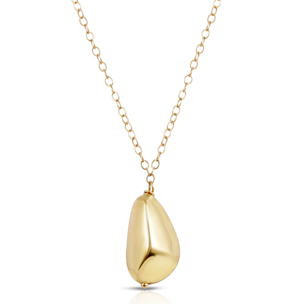 18K LIQUID GOLD NECKLACE