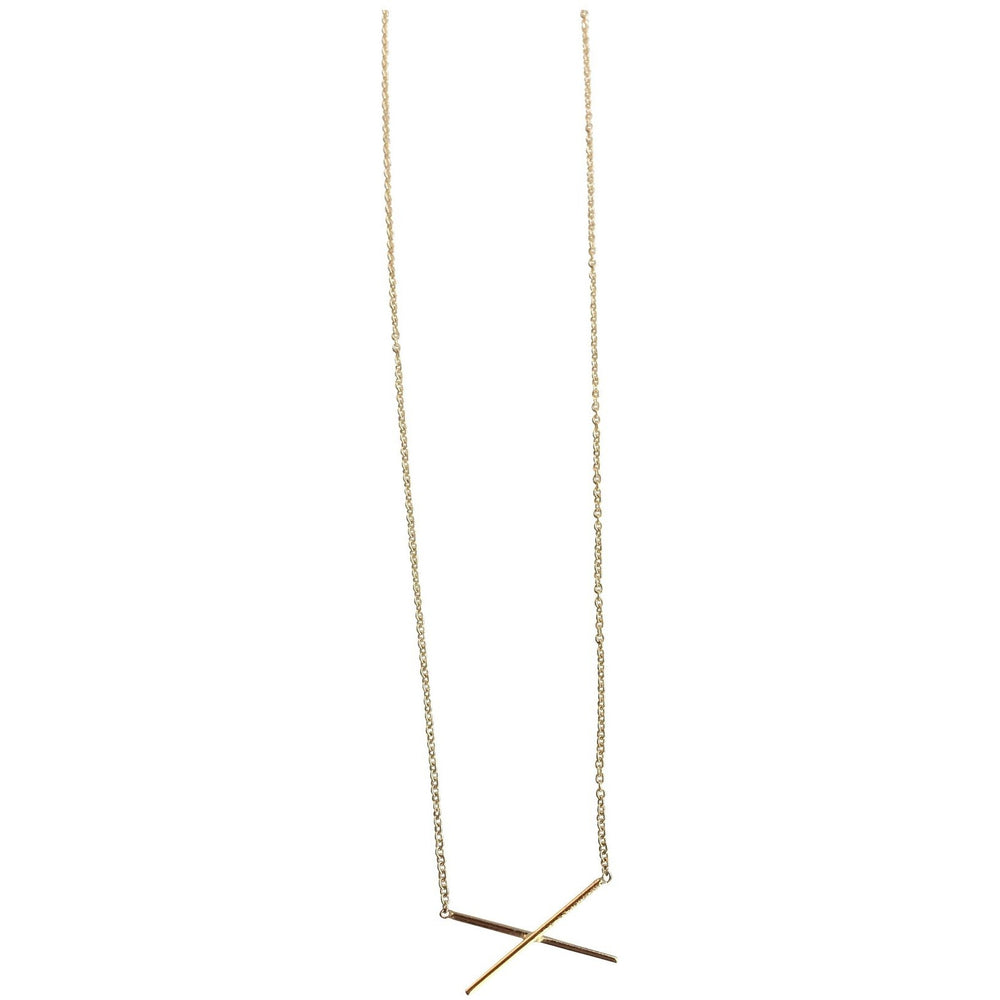 DAX 14K NECKLACE