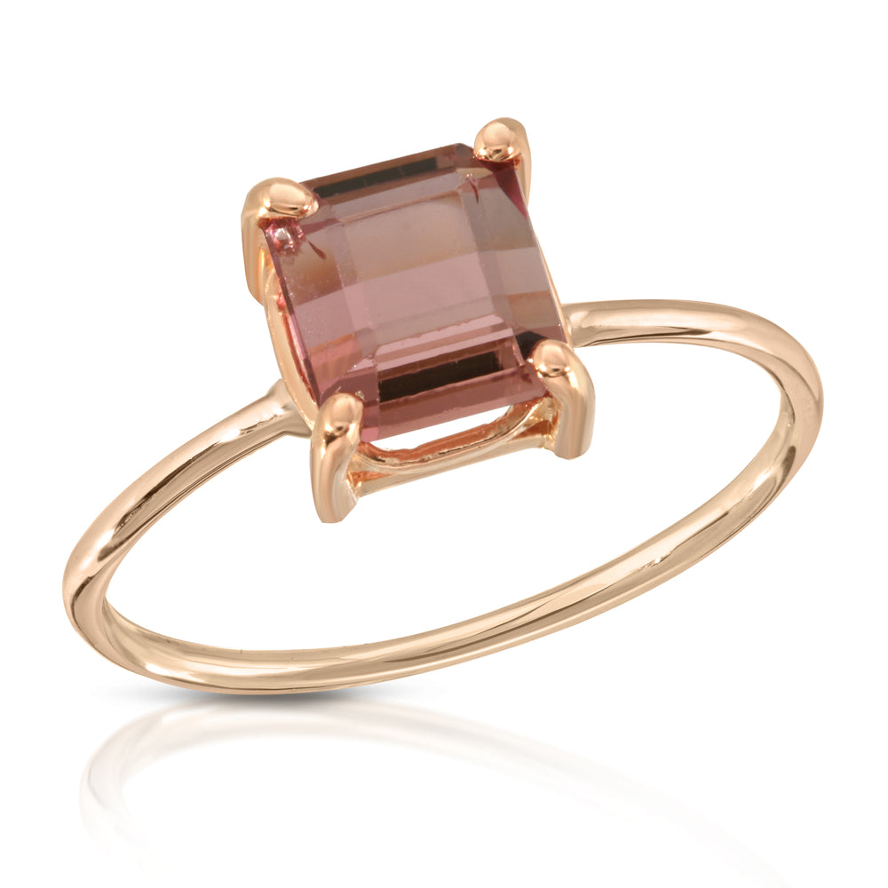 danielle-moosbrugger,ROSE TOURMALINE RING,ring