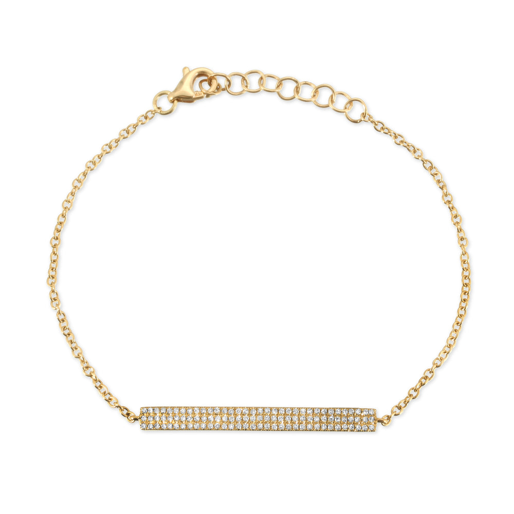 NEW YORK LIGHTS DIAMOND BRACELET