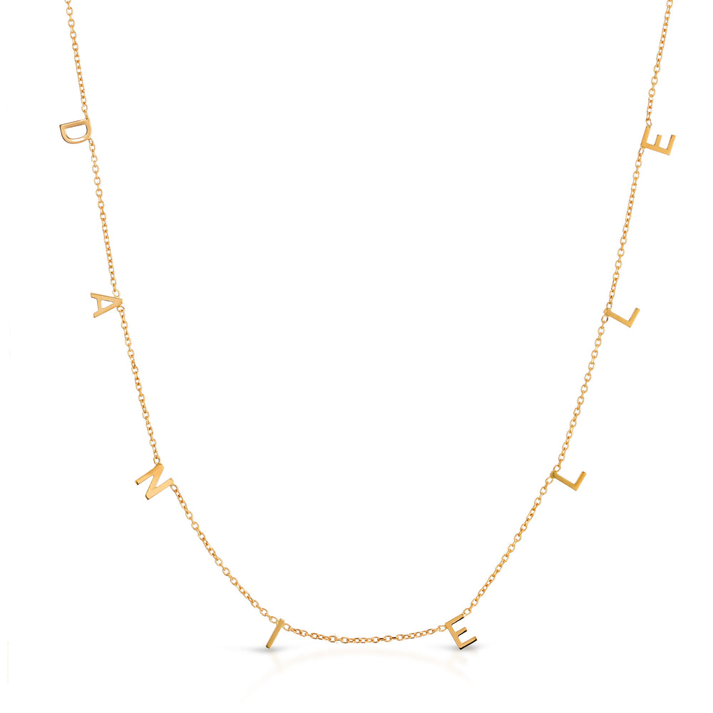 danielle-moosbrugger,NAME IT NECKLACE,Necklaces