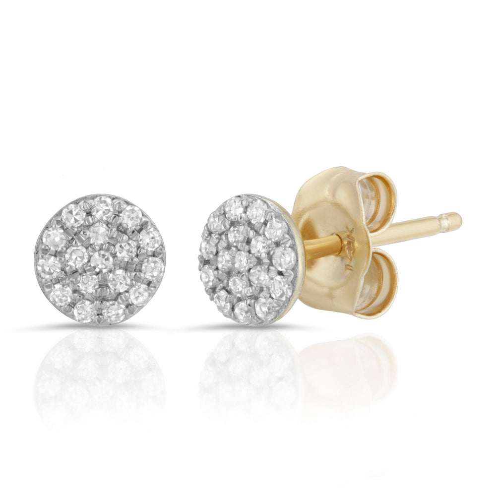 DIAMOND ENCRUSTED STUDS