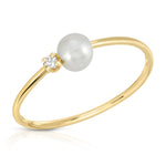 PARIS PEARL RING