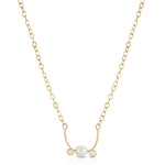 Paris Pearl Necklace