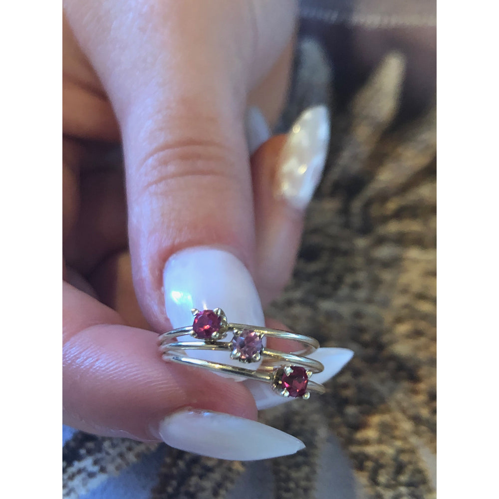danielle-moosbrugger,VINTAGE 1920'S GEM RINGS,ring